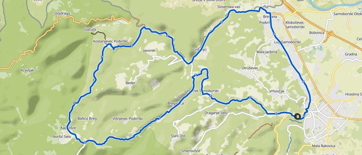 Epic Rides 2021 - Samobor
