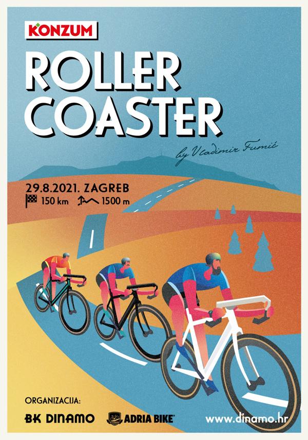 ROLLER COASTER Zagreb 2021